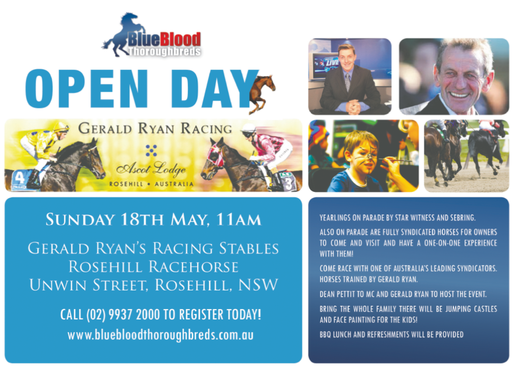 sydney open day full