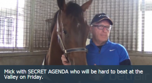 Secret  Agenda with Mick Price