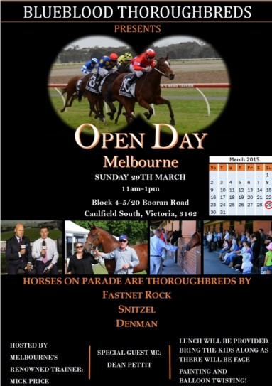 Open Day News Banner